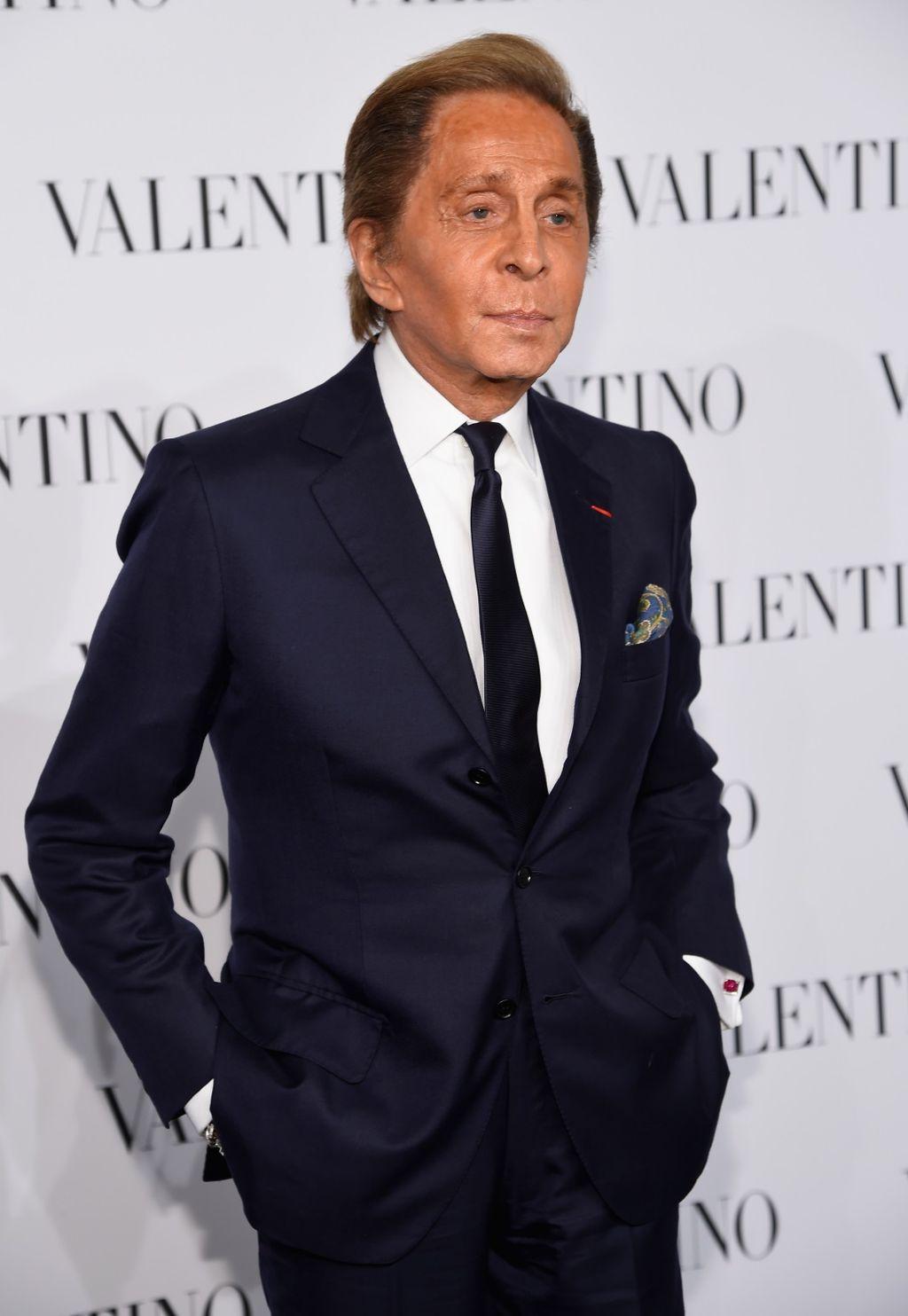 Valentino Garavani ove godine slavi 86 godina