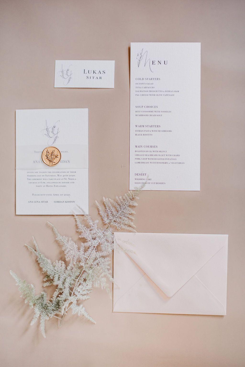 Pozivnice i zahvalnice