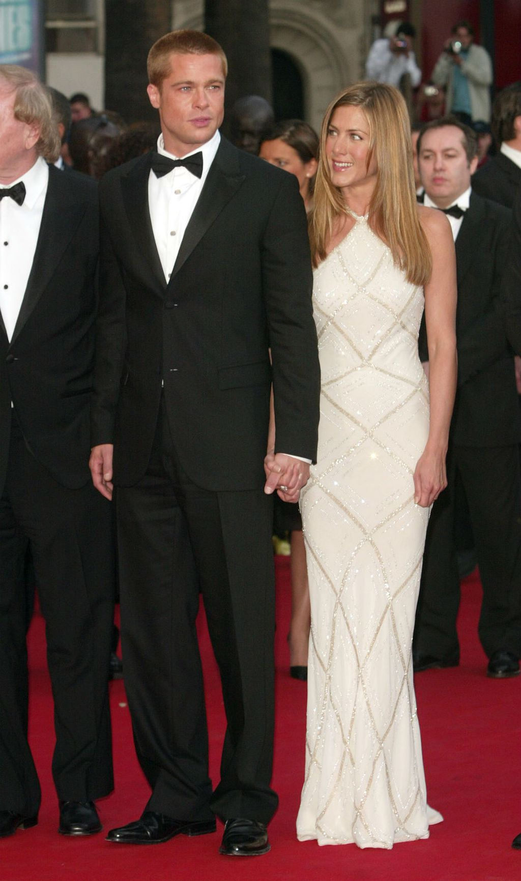 2004. Jennifer Aniston u kreaciji Atelier Versace