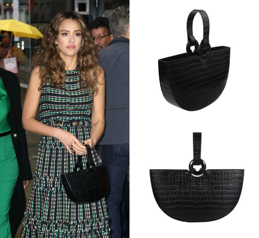 Jessica nosi torbu brenda L\'Afshar