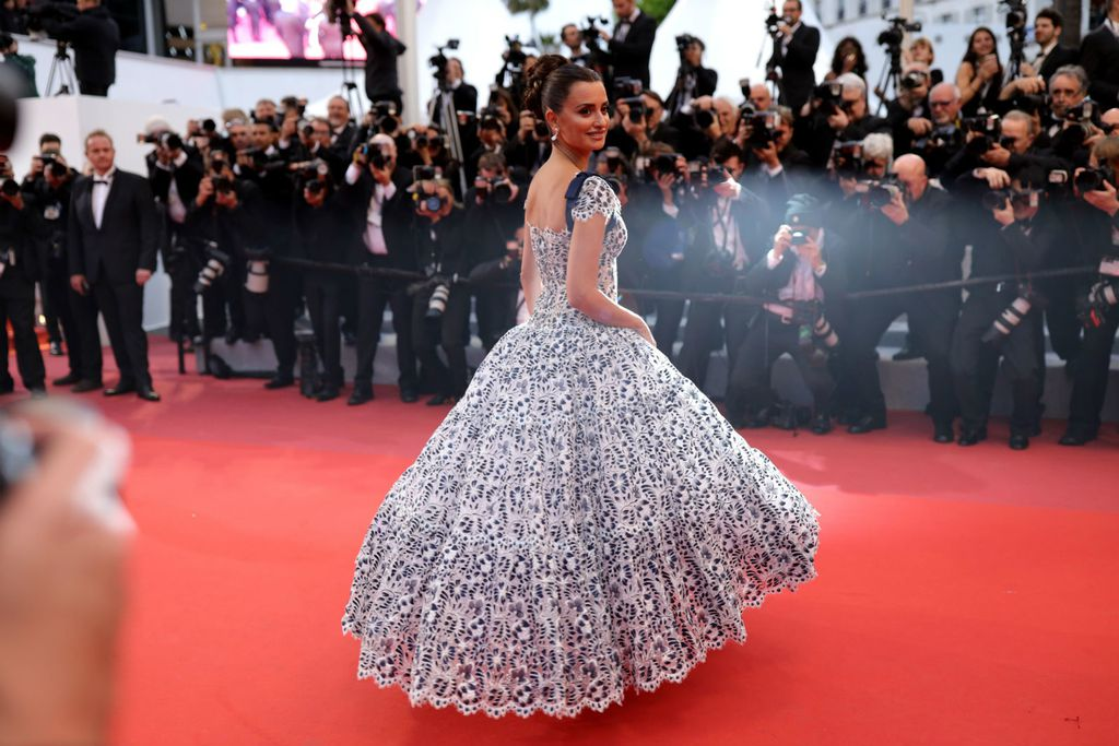 Penelope Cruz na filsmkom festivalu u Cannesu - 4