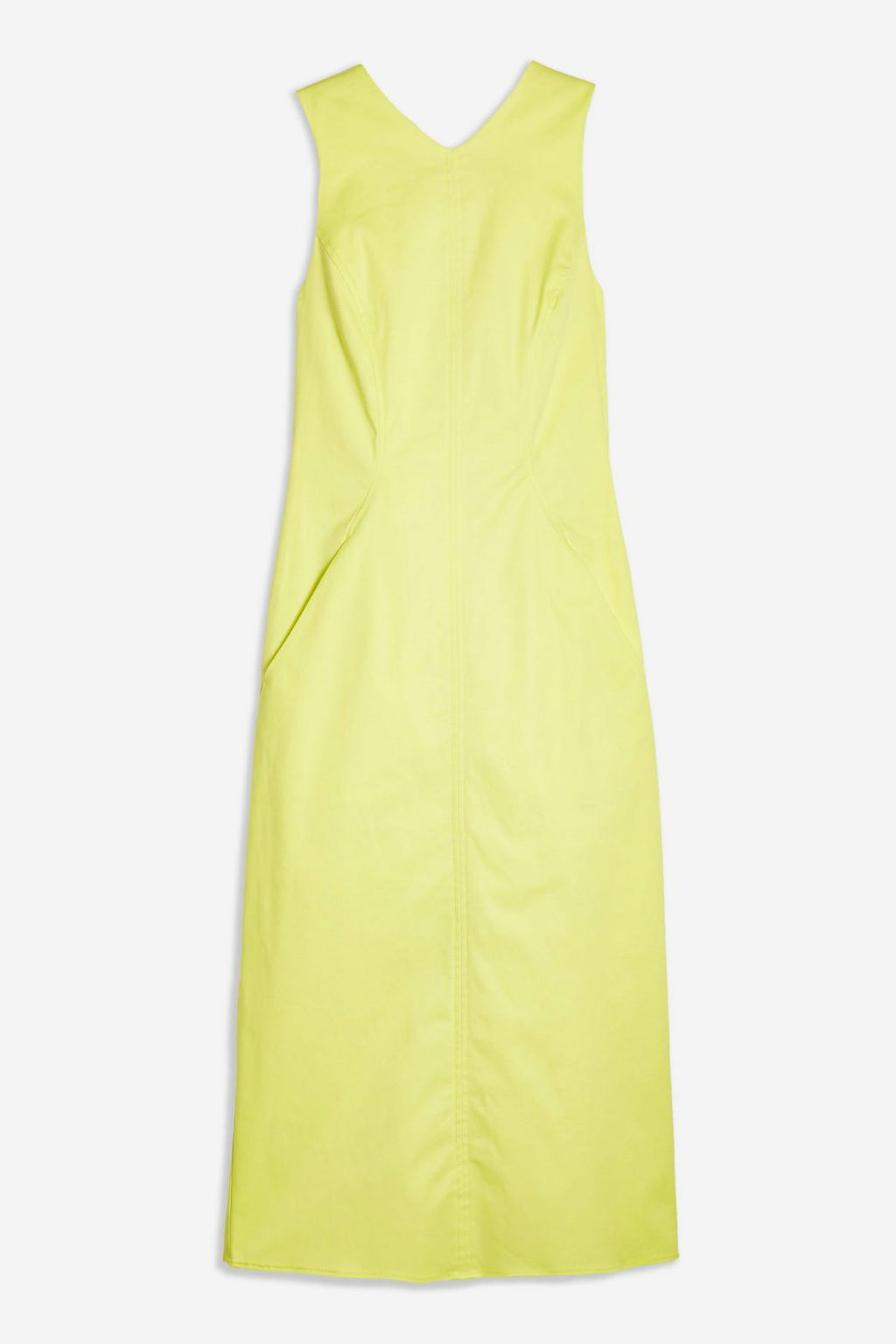 Topshop neonska haljina, 79 funti (670,47 kn)