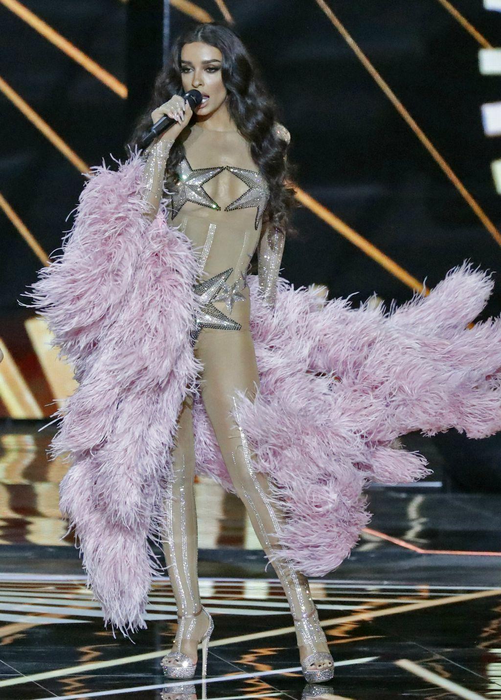 Eleni Foureira gostovala je u finalu 64. Eurosonga