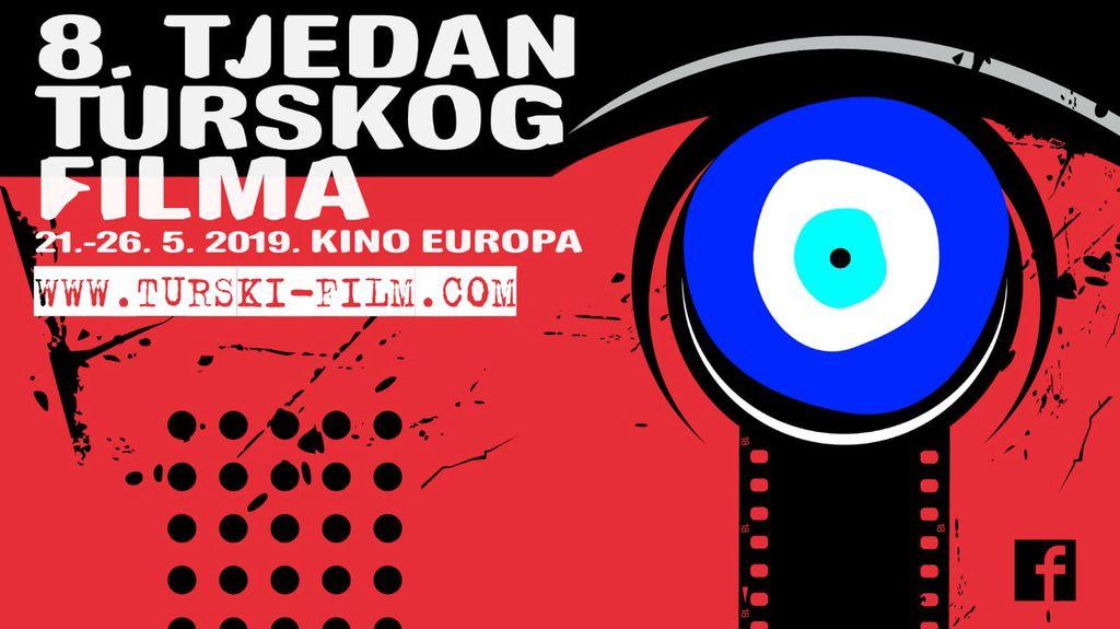 Osmi Tjedan turskog filma održava se u kinu Europa