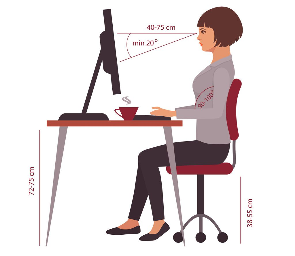 Aktivno sjedenje pomoći će nam zadržati zdravlje kralježnice