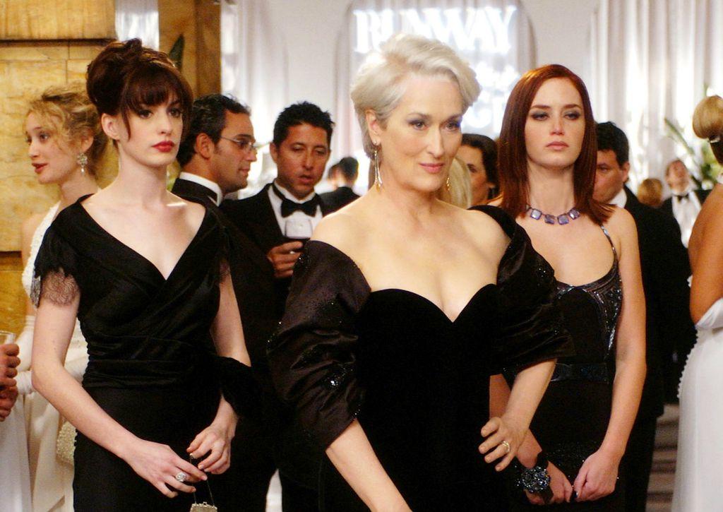 Anne Hathaway, Meryl Streep i Emily Blunt