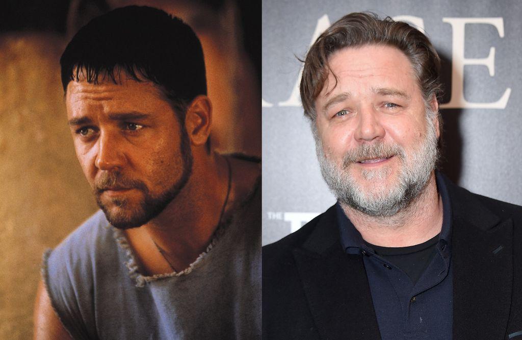 Nekad i sad: Glumci iz filma Gladijator - 8