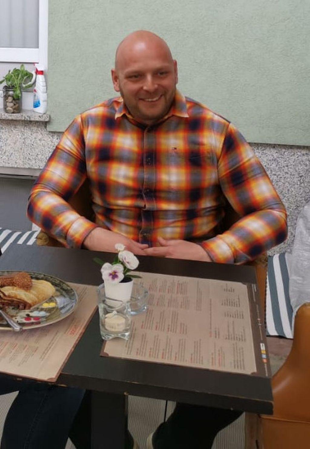 Domagoj Delač, vlasnik restorana Instafood