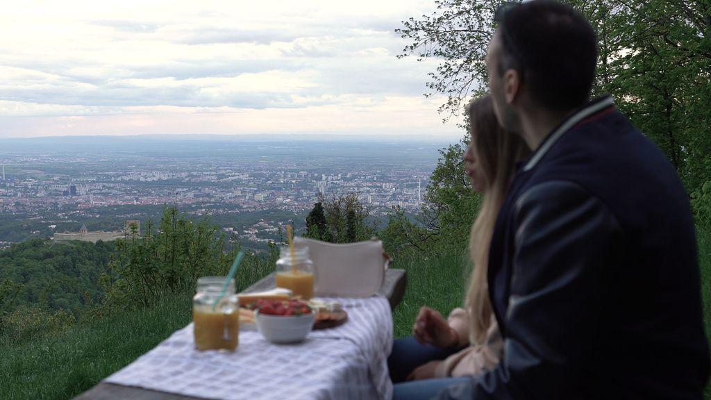 Izlet na Medvednicu i piknik s pogledom na grad