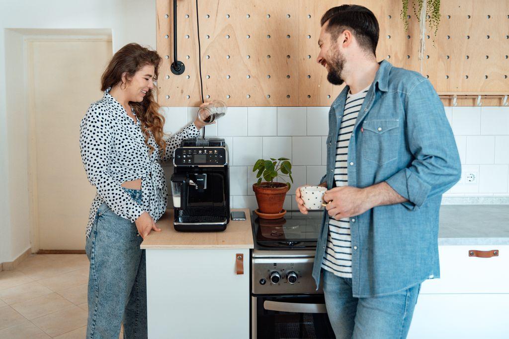 Filipa Sorko i Antun Ružolčić svoj dan ne mogu zamisliti bez omiljene šalice kave