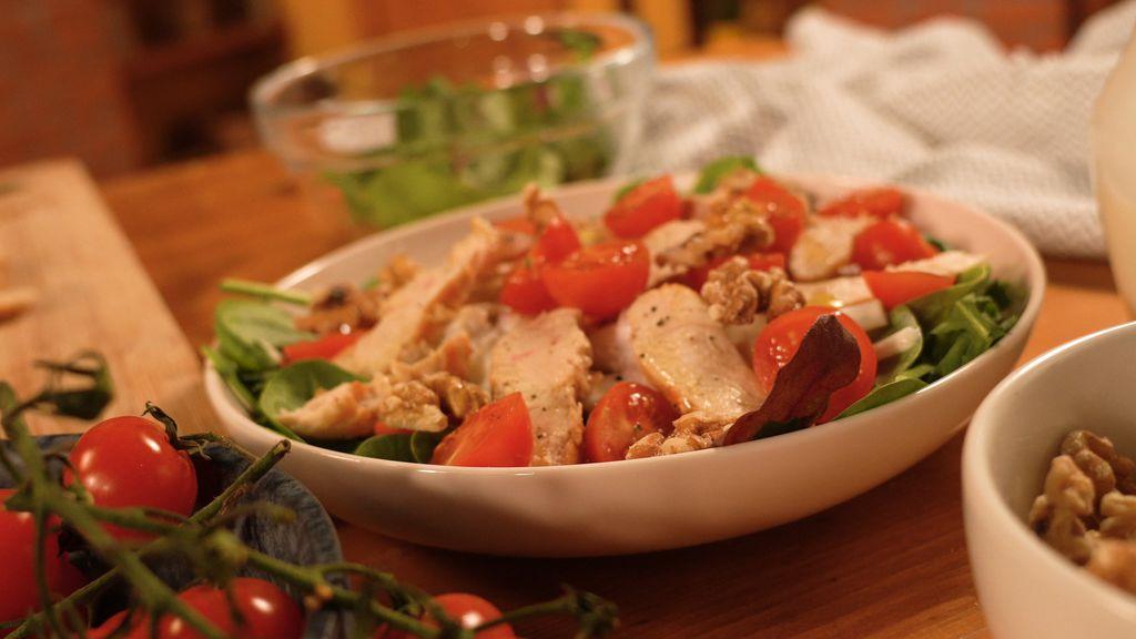 Waldorfska salata idealna za detox