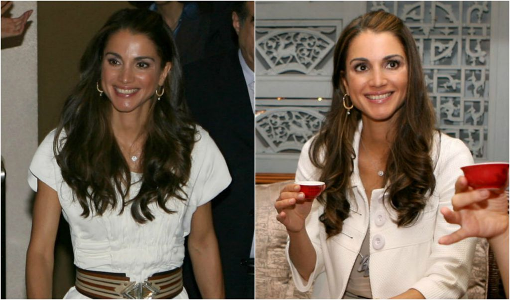 Verižice obožava i jordanska kraljica Rania