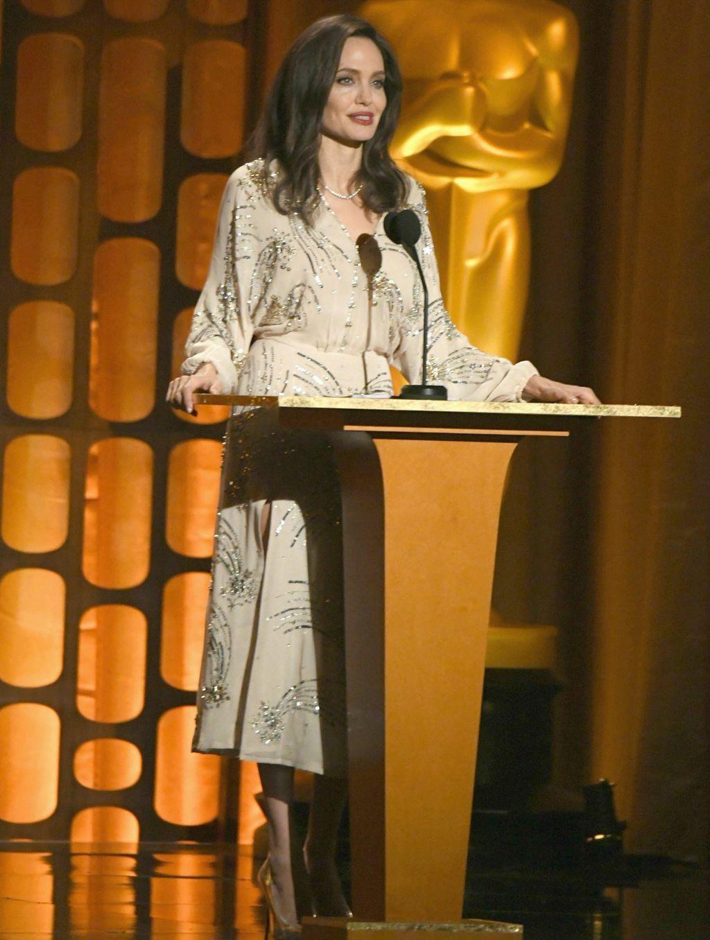 Angelina na 9. dodjeli Guvernerovih nagrada - 3