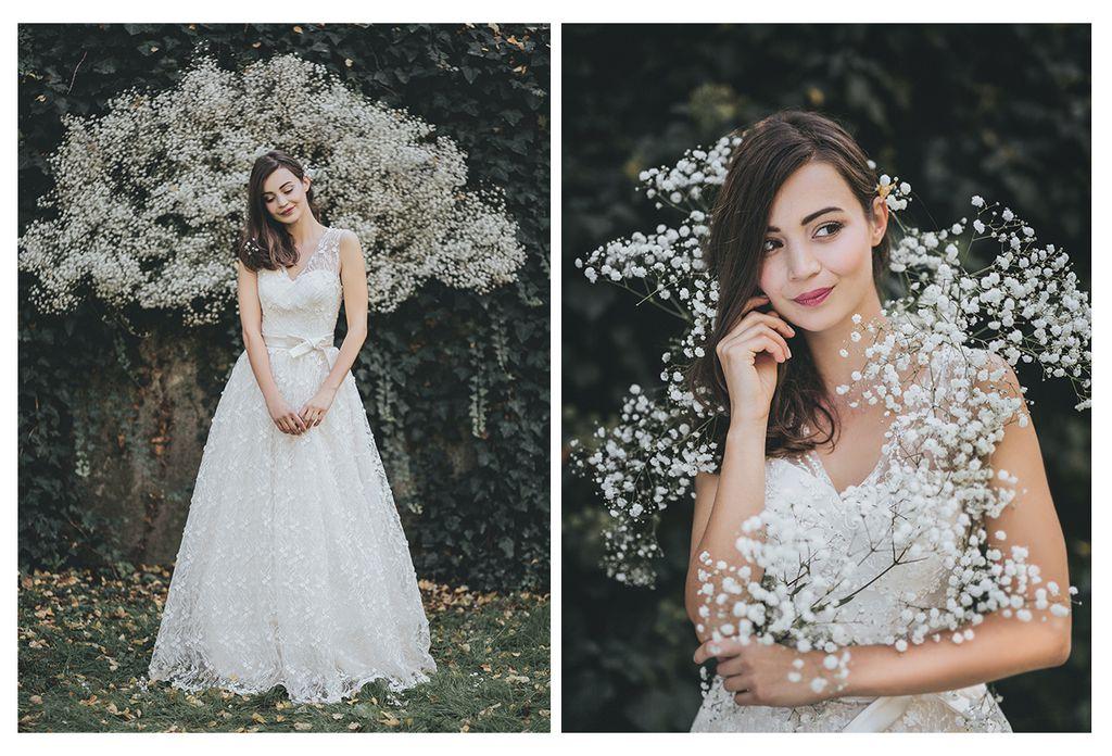 Nova kolekcija vjenčanica dizajnerice Sandre Haddad - 3