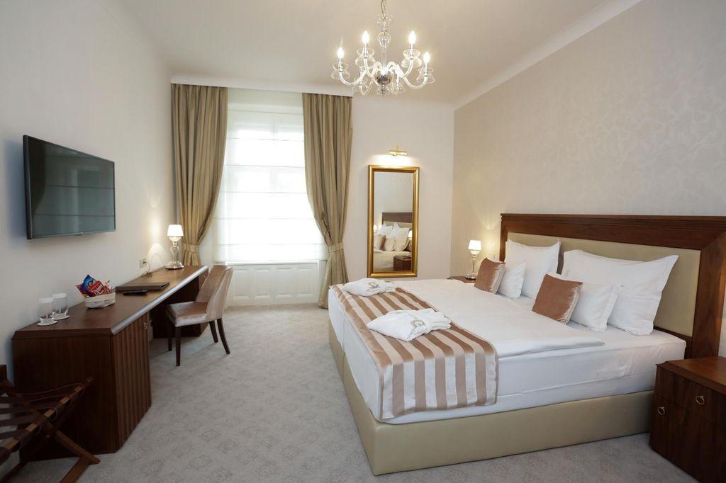 Prostrane i luksuzno uređene sobe hotela Le Premier