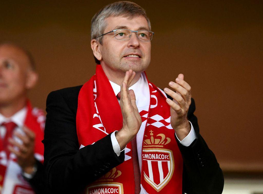 Dmitrij Ribolovljev, predsjednik i vlasnik Monaca (Foto: AFP)