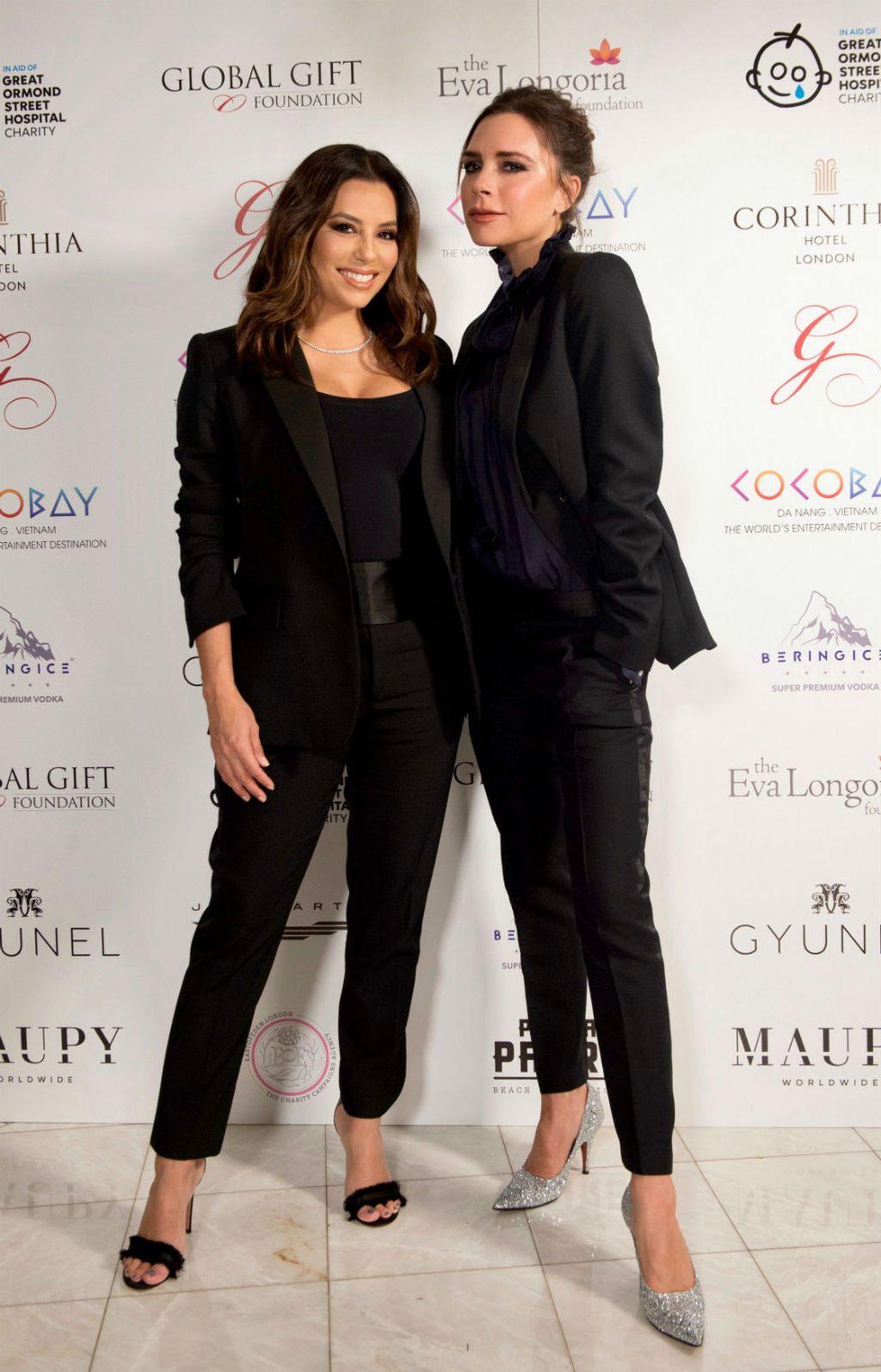Eva Longoria, Victoria Beckham (Foto: Profimedia)
