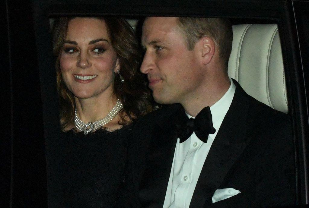 Catherine i William uoči proslave 70. godišnjice braka kraljice Elizabete II. i princa Philipa