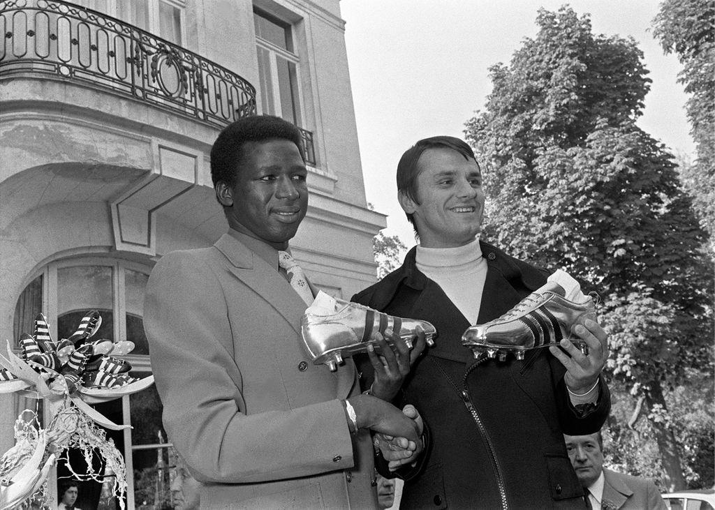 Josip Skoblar dobitnik Zlatne kopačke 1971. (Foto: AFP)