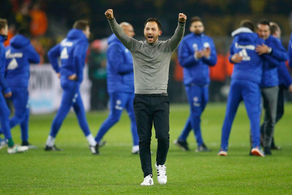 Domenico Tedesco (foto: AFP)