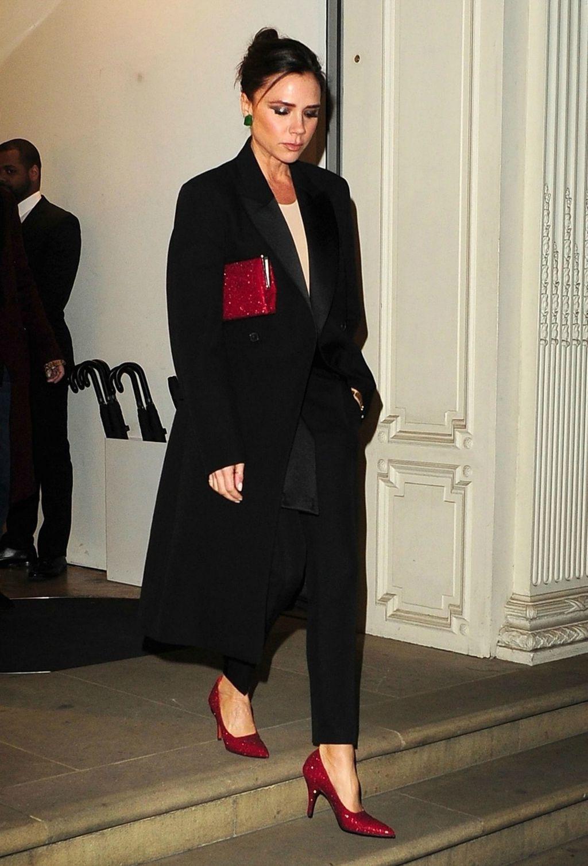 Victoria u komadima iz vlastite kolekcije 'Tuxedo'