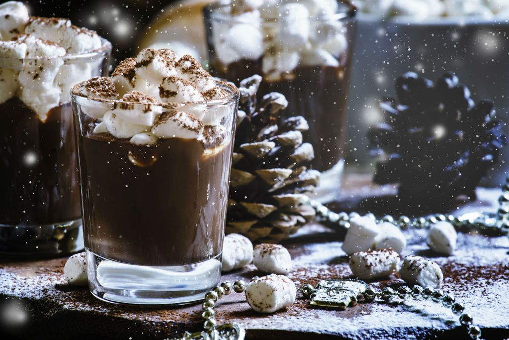 Vruća čokolada - 1