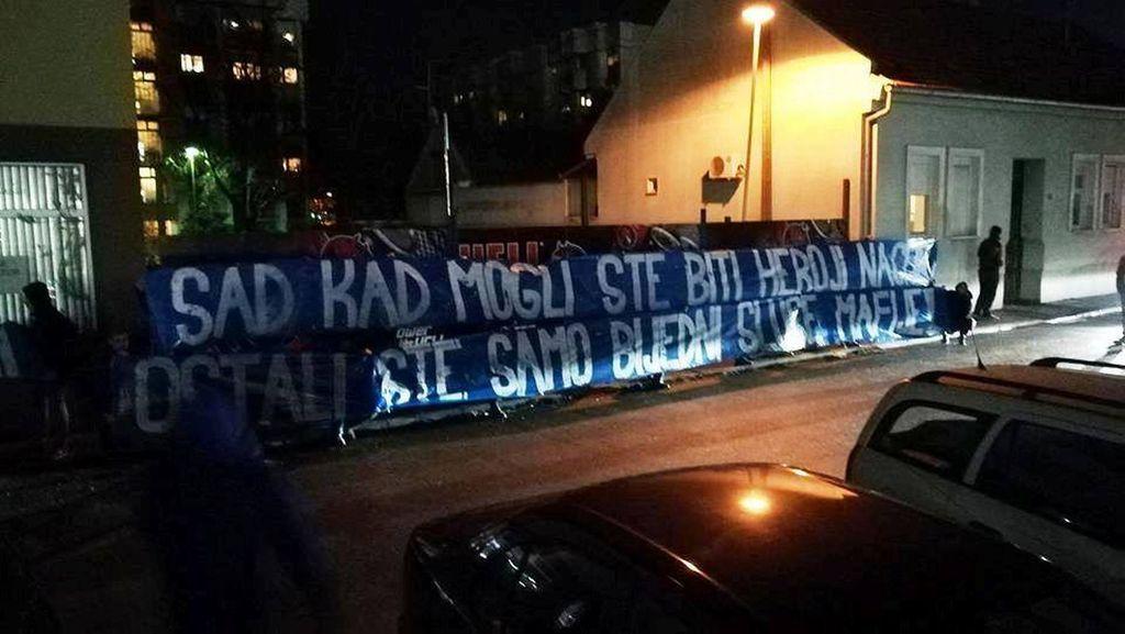 Kohortina poruka za čelnike NS Osječko-baranjske (Foto: Facebook)