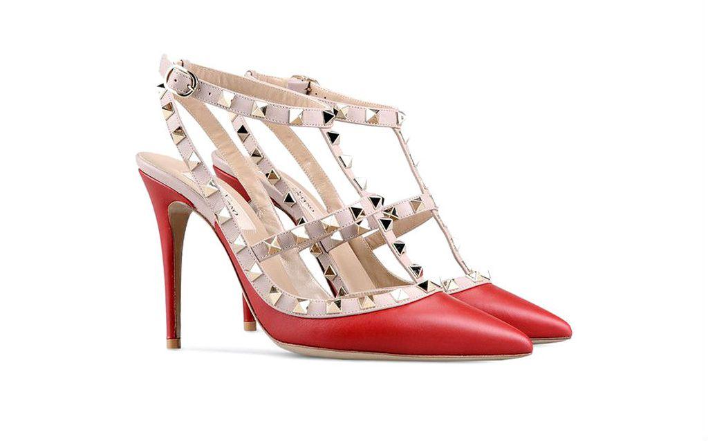 Severina nosi crveni model s remenčićima