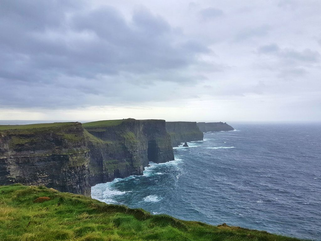 Cliffs of Moher - 2