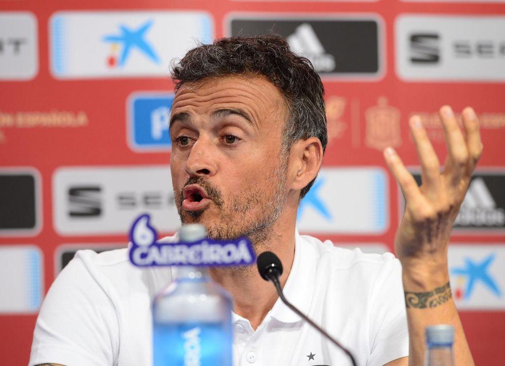 Luis Enrique (Foto: Marko Prpić/PIXSELL)