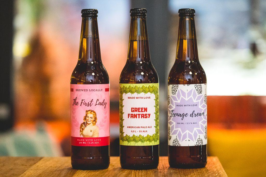 Najtraženije je pivo Green Fantasy