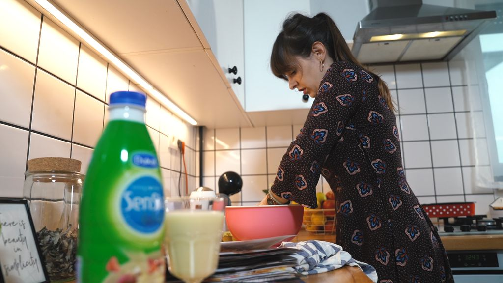 U kuhinji Sanje Domaćice