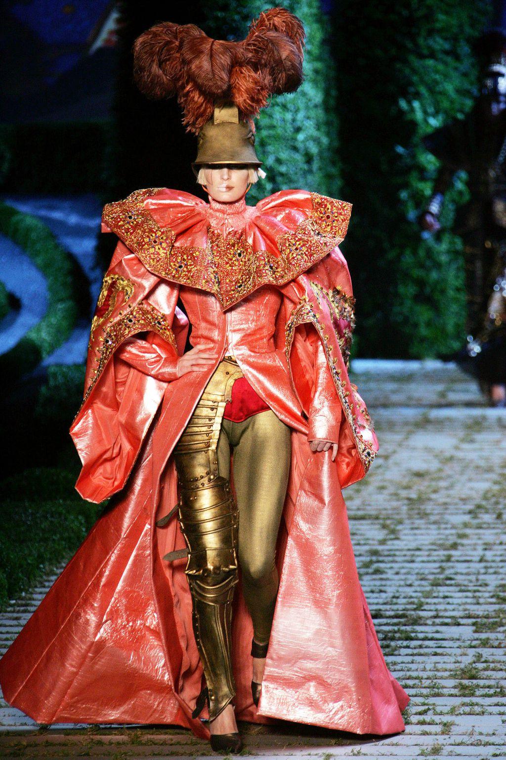 Kreacije Johna Galliana iz razdoblja rada u modnoj kući Dior - 1