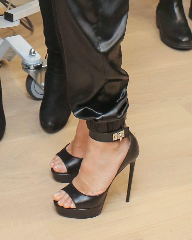 Severina u štiklama brenda Givenchy pod nazivom Clara