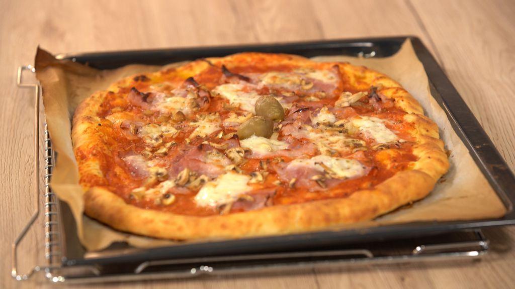 Pizza kao iz krušne peći - 2