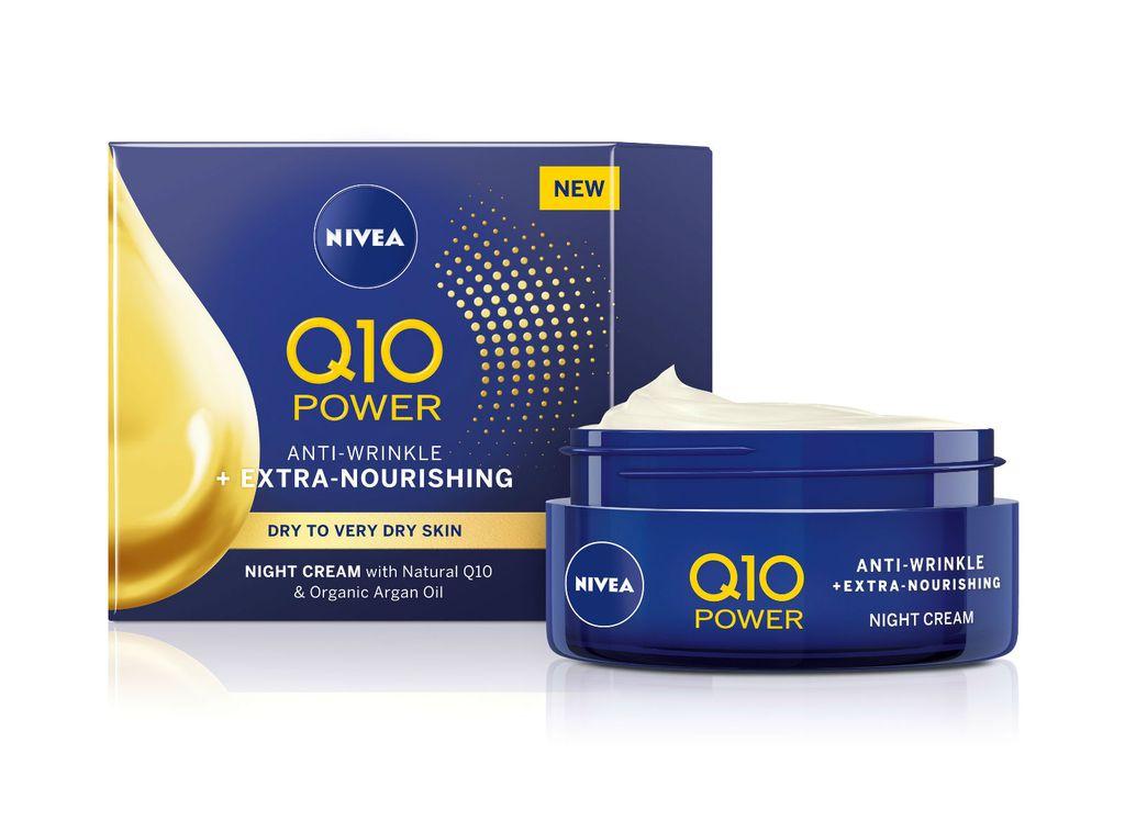 Nivea Q10 Extra Nourishing linija