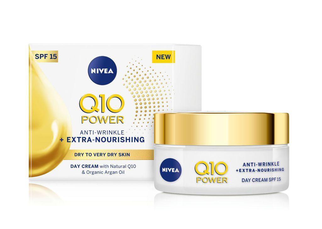 Nivea Q10 Extra Nourishing linija:
