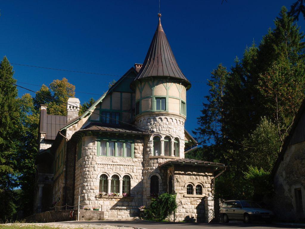 Planinarski dom Dvorac Stara Sušica - 7