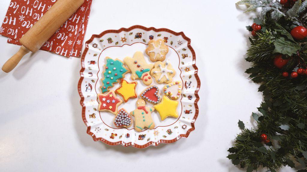 Božićni kolačići koji mame osmijeh na lice