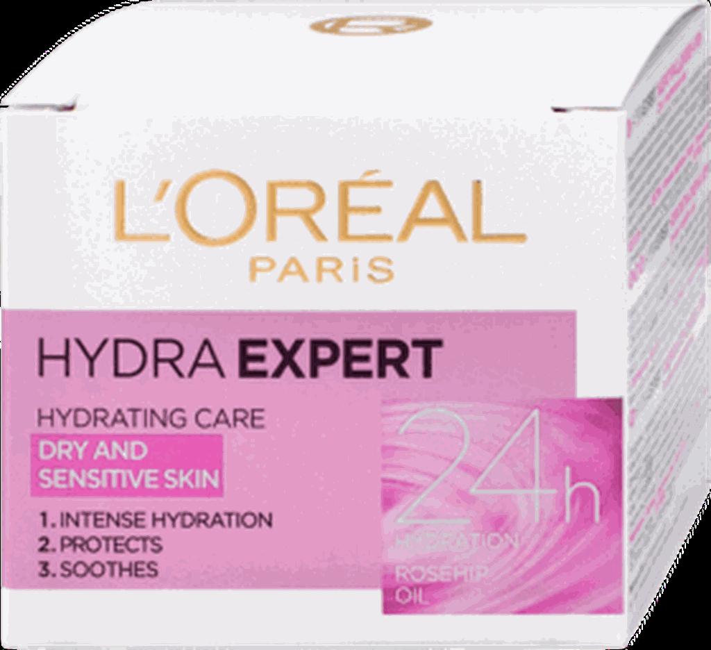 Hydra Expert krema lice za suhu i osjetljivu kožu, 50 ml, 49,90 kn