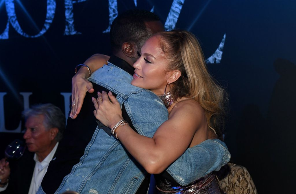 Jennifer Lopez na partyju nakon svog zadnjeg nastupa u Las Vegasu - 8