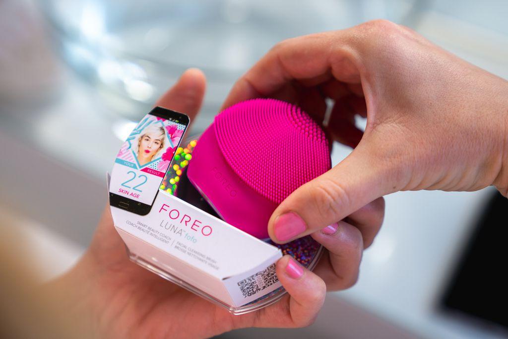 LUNA fofo uređaj za čišćenje lica - pakiranje