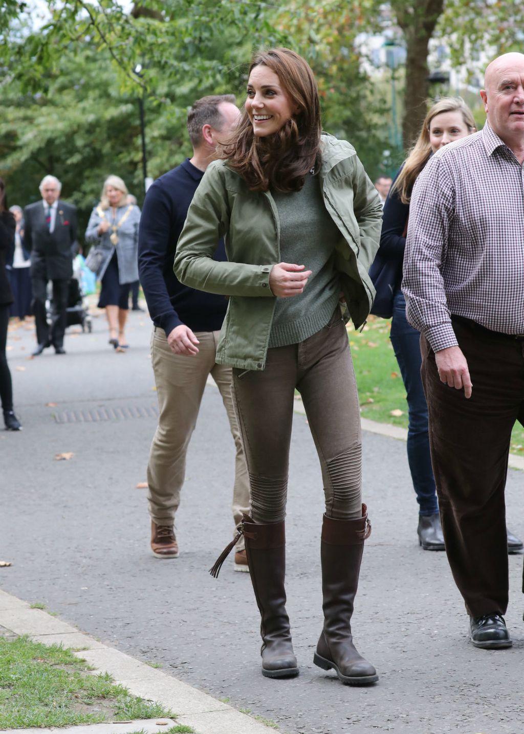 Catherine Middleton na prvoj službenoj dužnosti nakon rođenja princa Louisa - 2