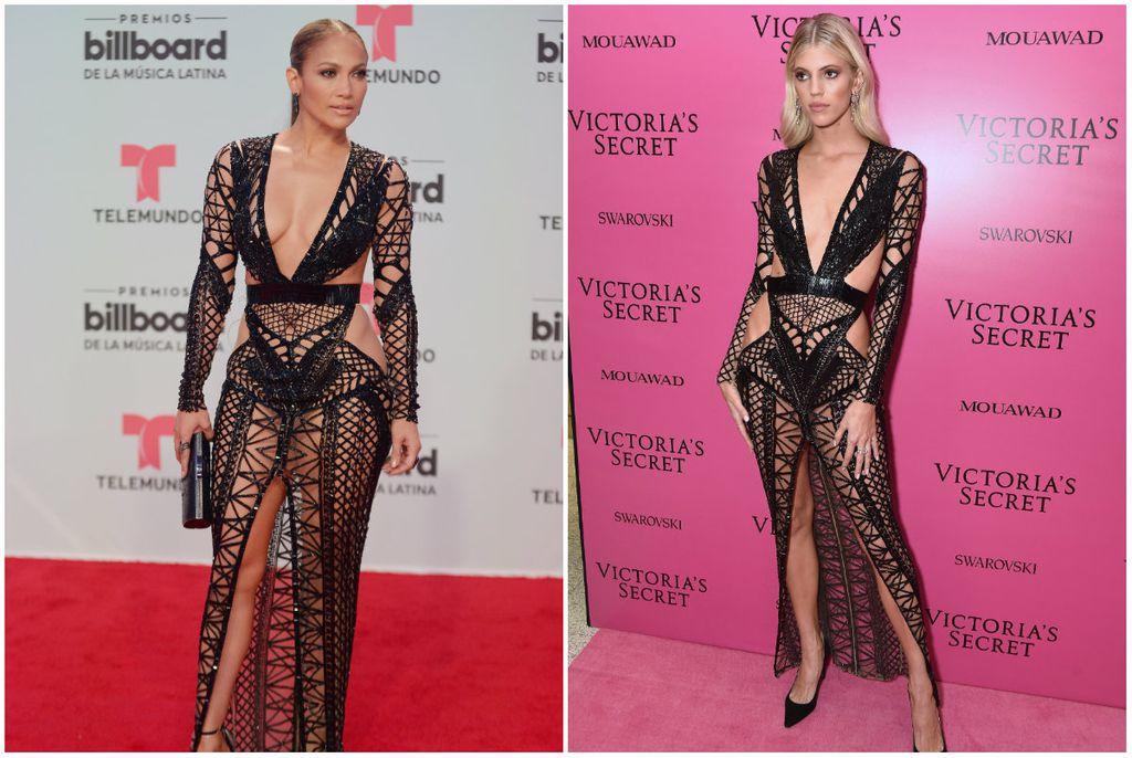 Jennifer Lopez i Devon Windsor (Foto: Getty Images)