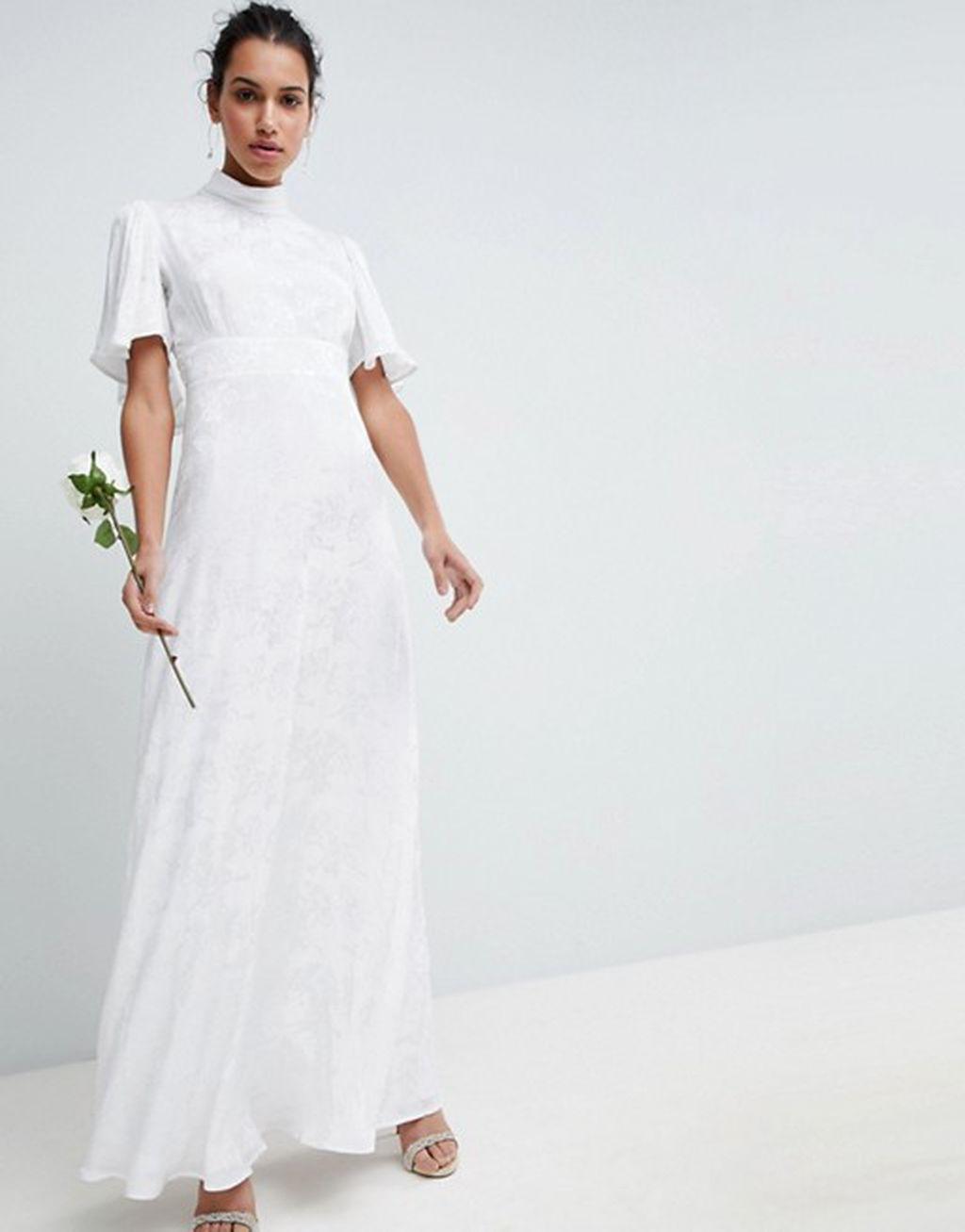 ASOS haljina s lepršavim rukavima (oko 640 kuna) (Foto: Asos)
