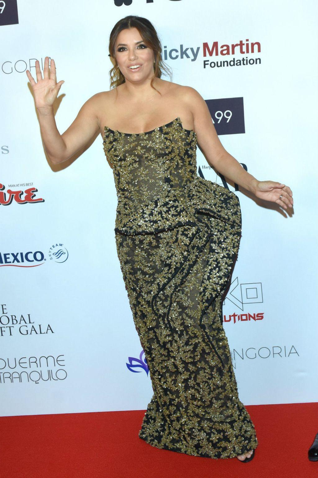 Eva Longoria u haljini koja ne laska figuri - 2