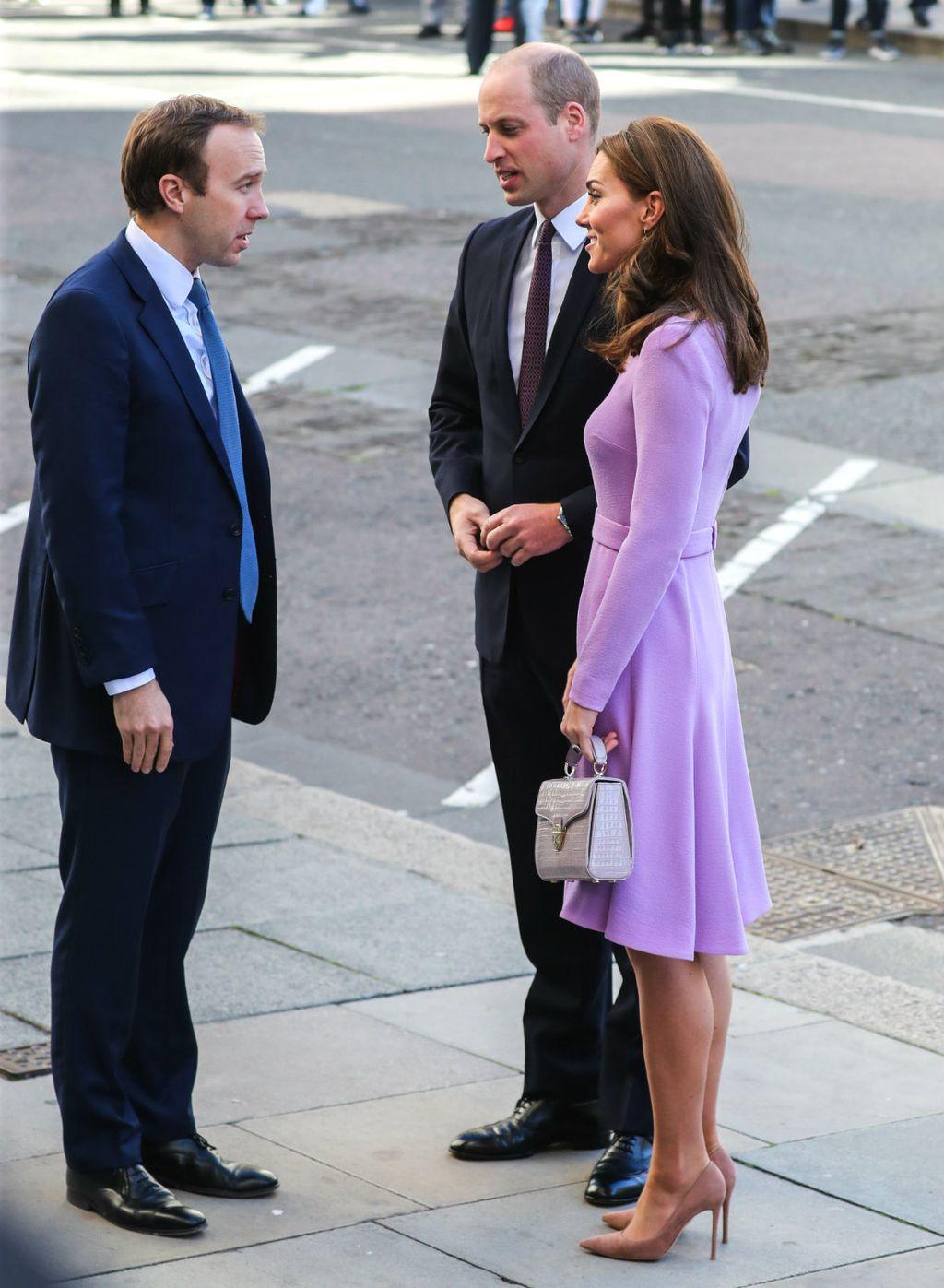 Vojvotkinja i vojvoda od Cambridgea došli su na summit o mentalnom zdravlju