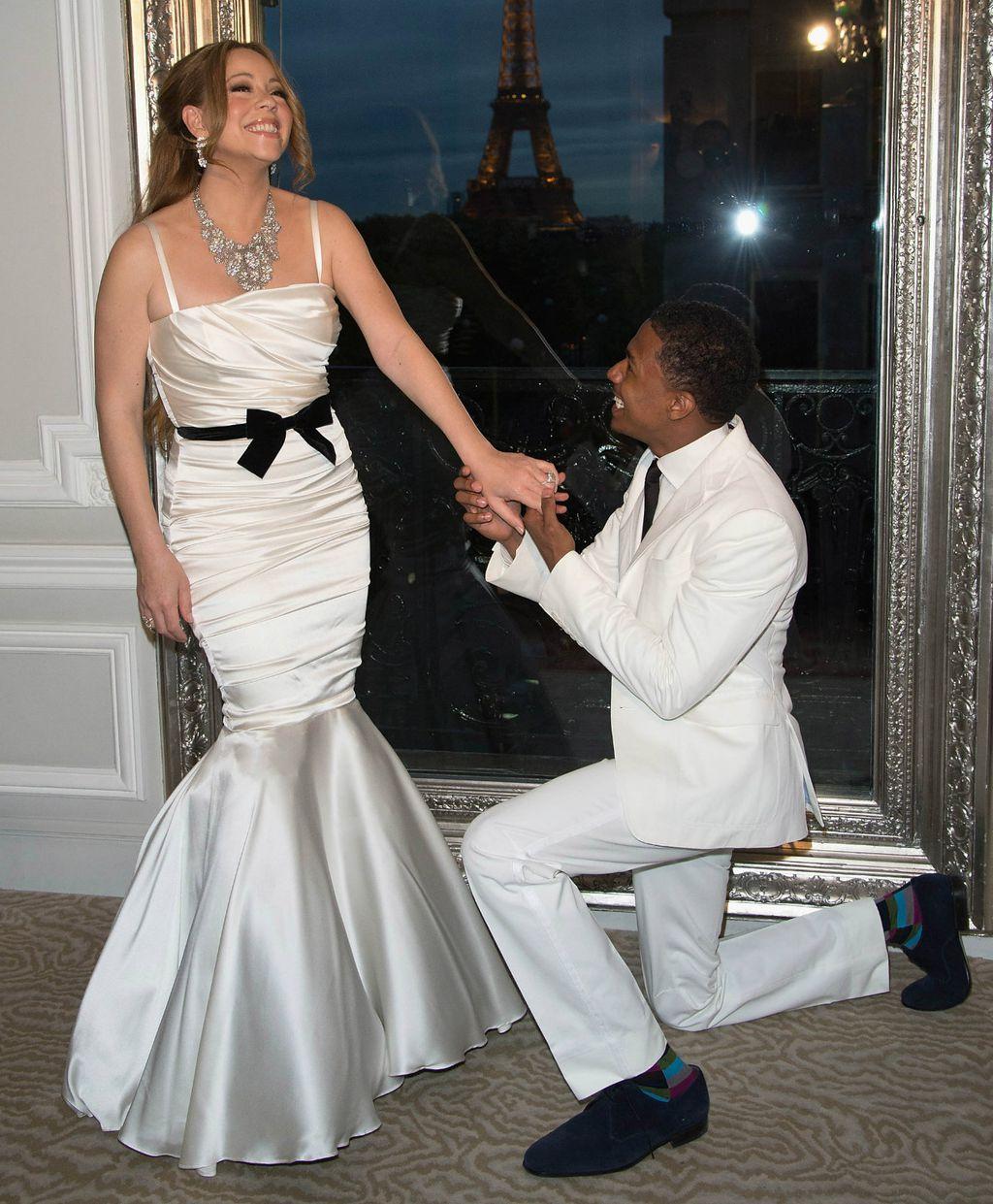 Mariah Carey i Nick Cannon oženili su se nakon mjesec dana veze