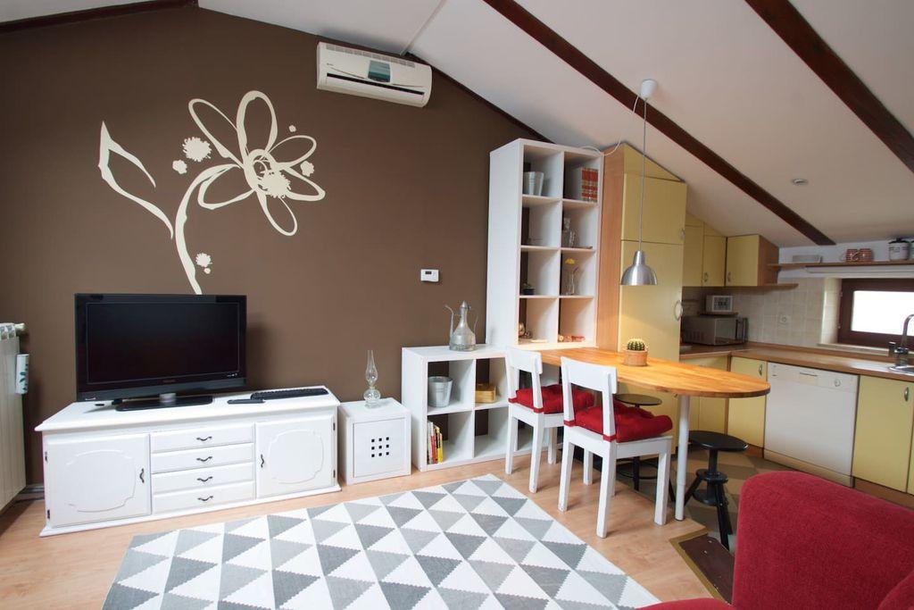 Apartman Sunny Green Matuljima