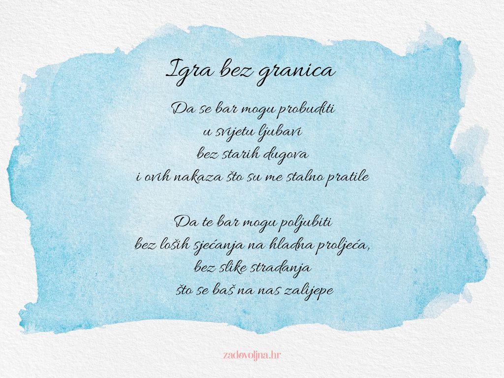 Ljubavne pjesme Toše Proeskog - 2